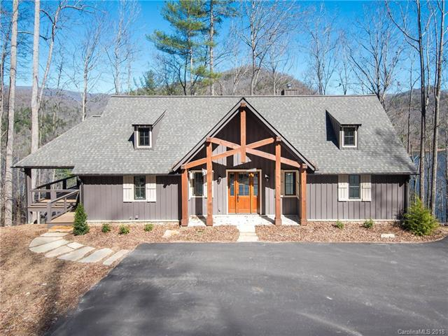 156 Pepperbush Lane, Tuckasegee, NC 28783 (#3373788) :: Cloninger Properties