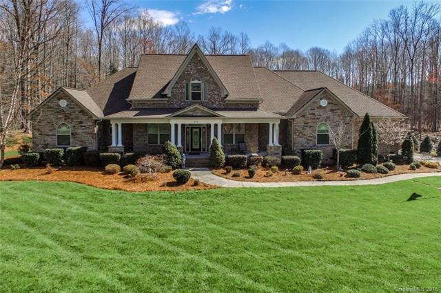 220 Worthington Drive, Mt Ulla, NC 28125 (#3373955) :: The Temple Team