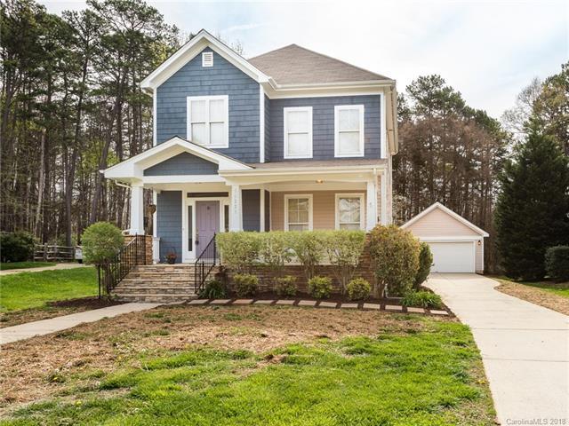 16223 Kelly Park Circle, Huntersville, NC 28078 (#3374015) :: Zanthia Hastings Team
