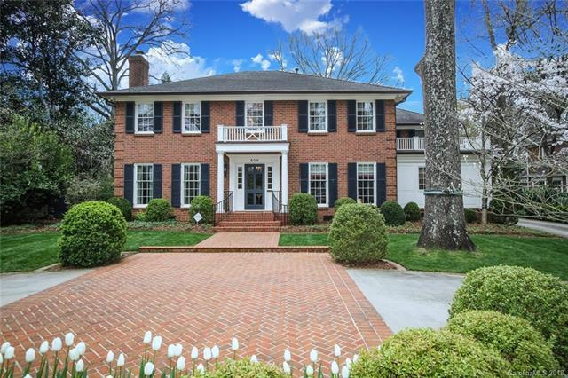 409 Cherokee Road, Charlotte, NC 28207 (#3374073) :: Charlotte's Finest Properties