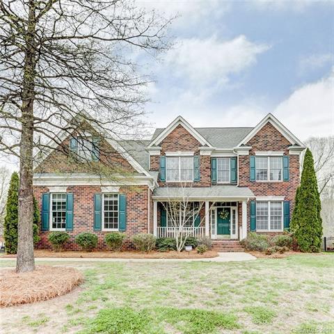 1940 Retana Drive, Charlotte, NC 28270 (#3374265) :: Cloninger Properties
