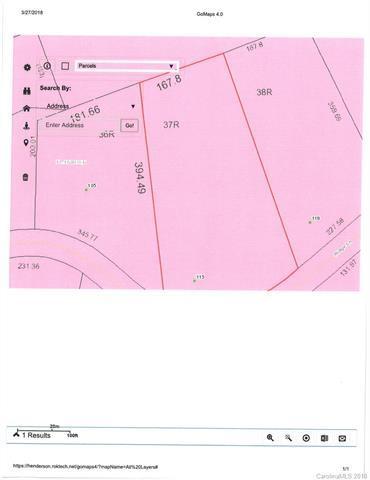 115 Ridge Lane, Flat Rock, NC 28731 (#3374277) :: Cloninger Properties