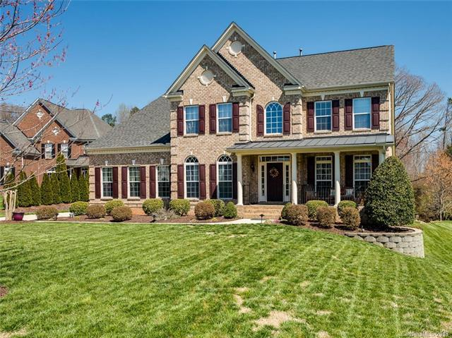 7614 Berryfield Court, Waxhaw, NC 28173 (#3374405) :: The Andy Bovender Team