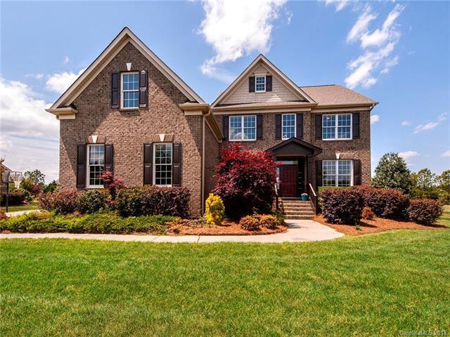 5045 Groves Edge Lane, Waxhaw, NC 28173 (#3374528) :: LePage Johnson Realty Group, LLC