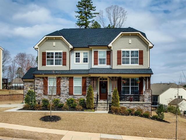 8339 Bramfield Drive, Huntersville, NC 28078 (#3374587) :: LePage Johnson Realty Group, LLC