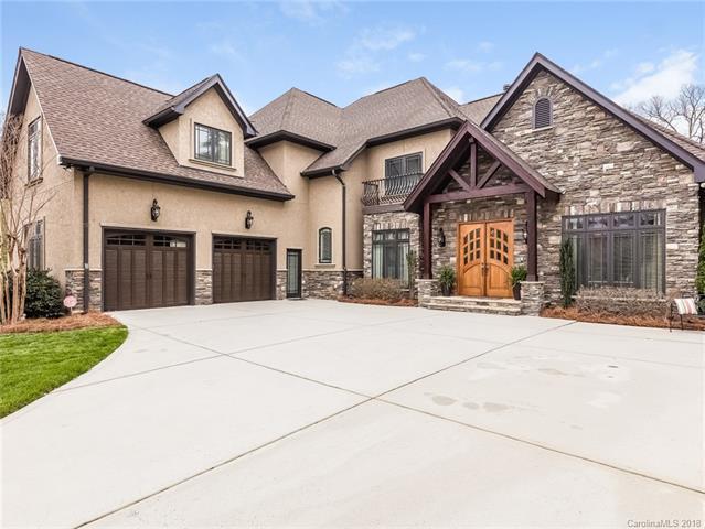 2207 Trapper Court, Charlotte, NC 28270 (#3374636) :: Cloninger Properties