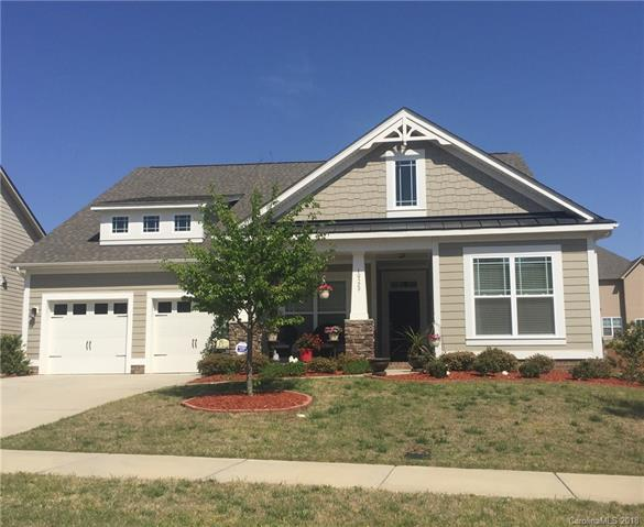 10529 Skipping Rock Lane NW, Concord, NC 28027 (#3374737) :: Odell Realty Group