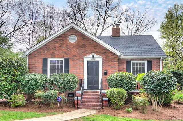 1332 Rollins Avenue, Charlotte, NC 28205 (#3374750) :: LePage Johnson Realty Group, LLC
