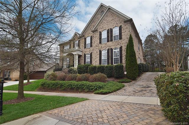 11242 Warfield Avenue, Huntersville, NC 28078 (#3374817) :: Zanthia Hastings Team