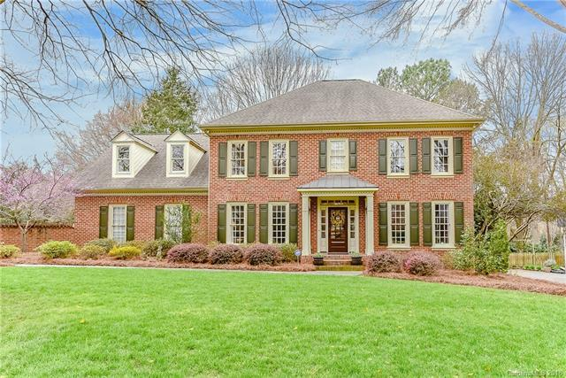 9863 Pallisers Terrace, Charlotte, NC 28210 (#3374861) :: LePage Johnson Realty Group, LLC