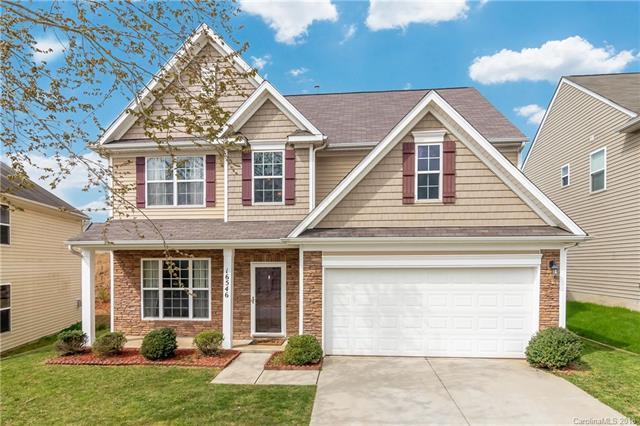 16546 Falconry Way, Charlotte, NC 28278 (#3374933) :: High Performance Real Estate Advisors