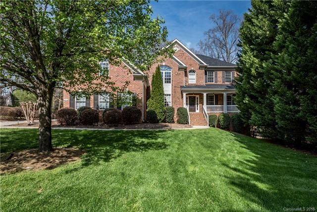 15815 Waldrop Hill Court, Huntersville, NC 28078 (#3374946) :: The Andy Bovender Team