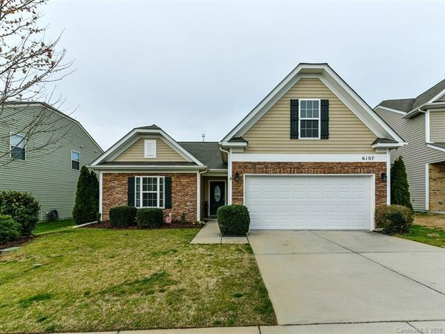 6107 Lighted Way Lane, Indian Trail, NC 28079 (#3375081) :: LePage Johnson Realty Group, LLC
