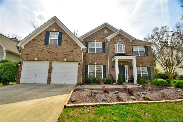 3727 Burnage Hall Road, Harrisburg, NC 28075 (#3375098) :: Cloninger Properties