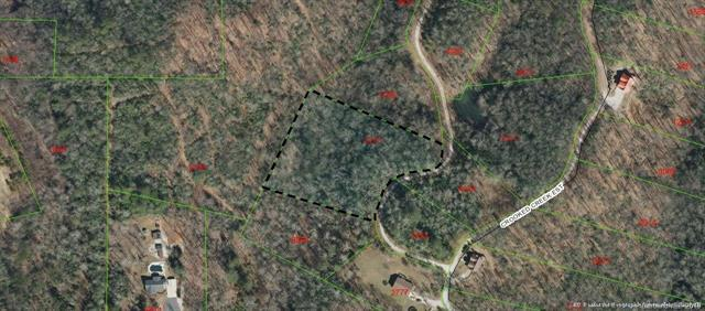 lots 18&19 Crooked Creek Road, Old Fort, NC 28762 (#3375143) :: MartinGroup Properties