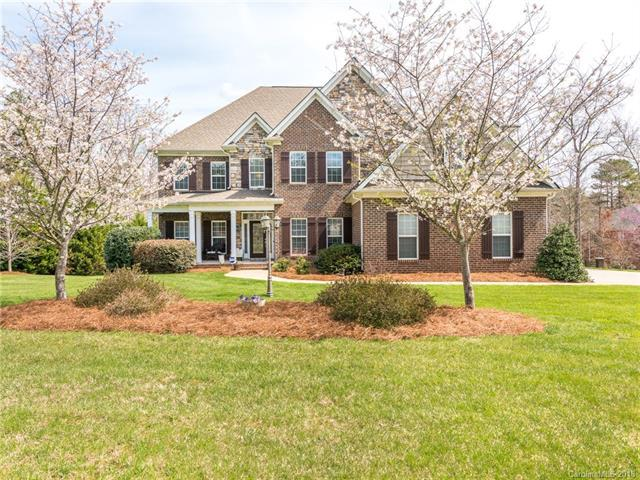 121 Logan Crossing Drive, Davidson, NC 28036 (#3375427) :: Odell Realty Group