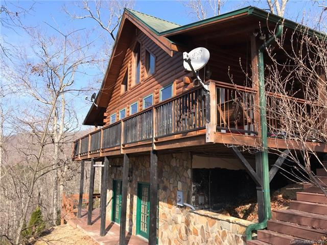 670 Bear Track Drive #59, Tuckasegee, NC 28783 (#3375541) :: LePage Johnson Realty Group, LLC