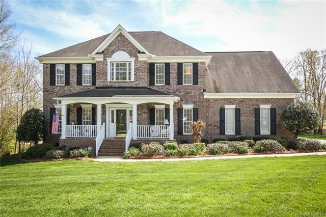 10724 Persimmon Creek Drive, Mint Hill, NC 28227 (#3375609) :: High Performance Real Estate Advisors
