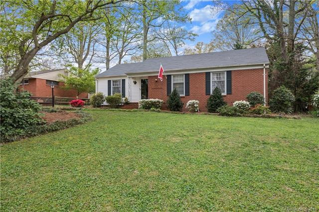 5027 Milford Road, Charlotte, NC 28210 (#3375670) :: The Ann Rudd Group