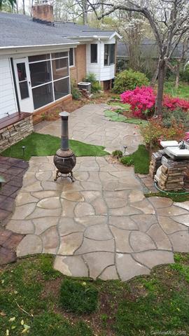 1626 Woodberry Road, Charlotte, NC 28212 (#3375862) :: High Performance Real Estate Advisors