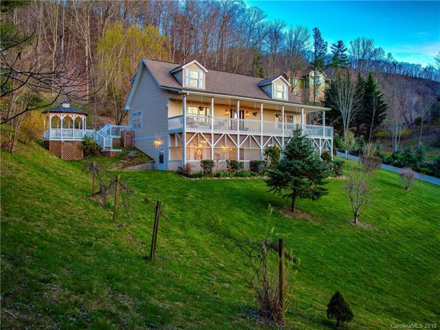 95 Huckleberry Trail, Weaverville, NC 28787 (#3375925) :: Leigh Brown and Associates with RE/MAX Executive Realty