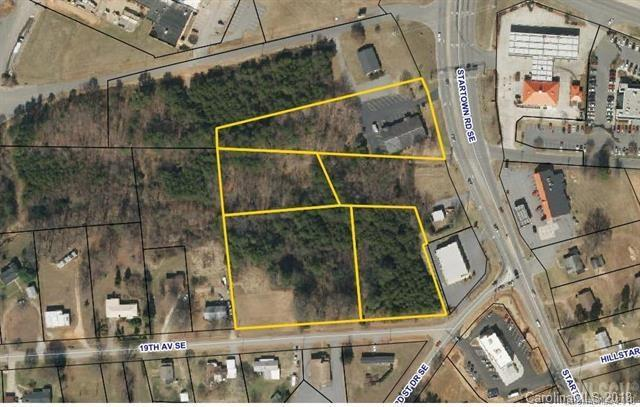 2279 19th Avenue SE, Hickory, NC 28602 (#3376021) :: Miller Realty Group