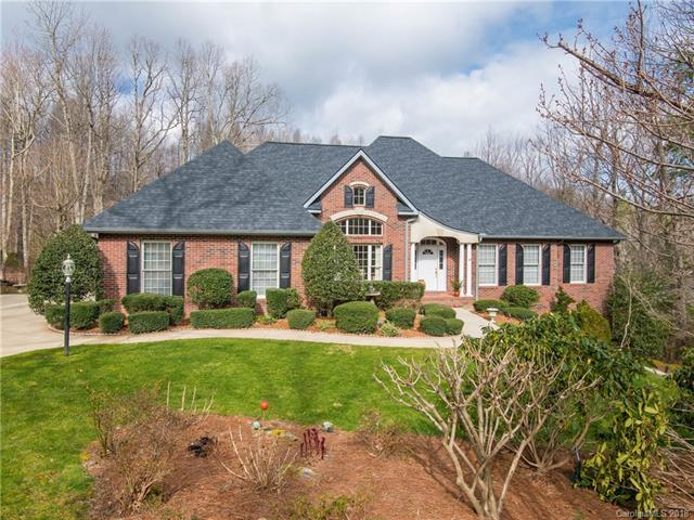 610 Overlook Drive, Flat Rock, NC 28731 (#3376037) :: LePage Johnson Realty Group, LLC