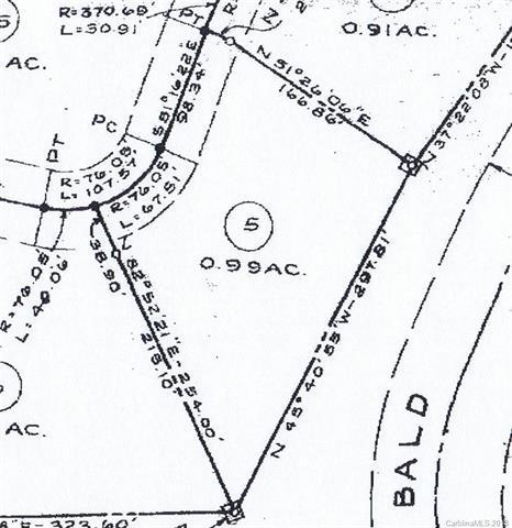 5 Trillium Lane #5, Mars Hill, NC 28754 (#3376078) :: Phoenix Realty of the Carolinas, LLC