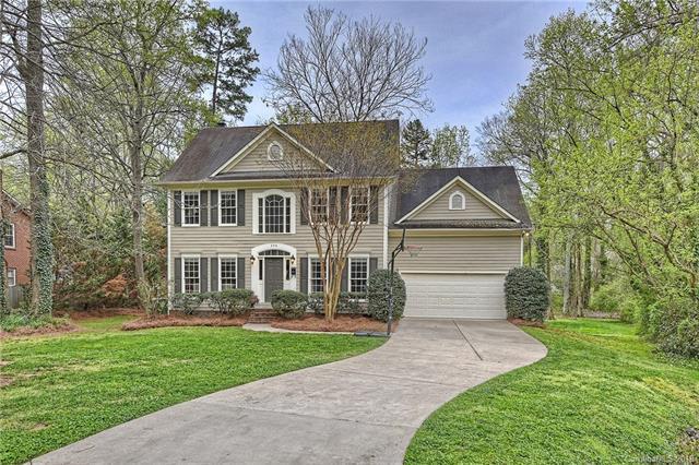 300 Wonderwood Drive, Charlotte, NC 28211 (#3376125) :: The Temple Team