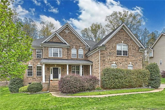 11100 Persimmon Creek Drive, Mint Hill, NC 28227 (#3376190) :: High Performance Real Estate Advisors
