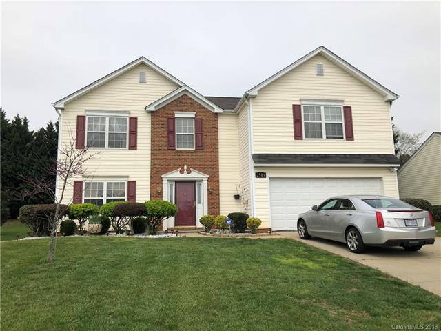 2509 Liberton Court, Charlotte, NC 28216 (#3376334) :: Stephen Cooley Real Estate Group
