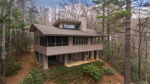 624 Three Mile Knob Road, Pisgah Forest, NC 28768 (#3376344) :: Exit Realty Vistas