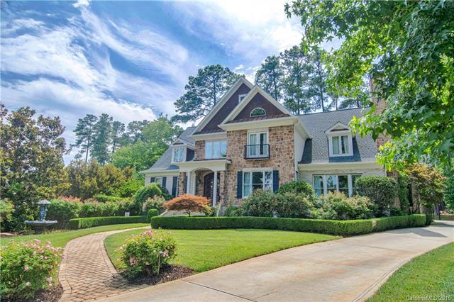 308 Ivy Springs Lane, Waxhaw, NC 28173 (#3376391) :: The Andy Bovender Team
