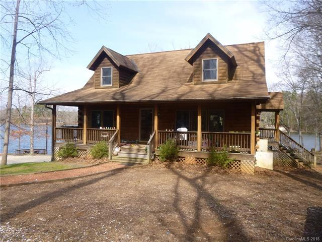 715 Lands End Road, Denton, NC 27239 (#3376427) :: Team Honeycutt