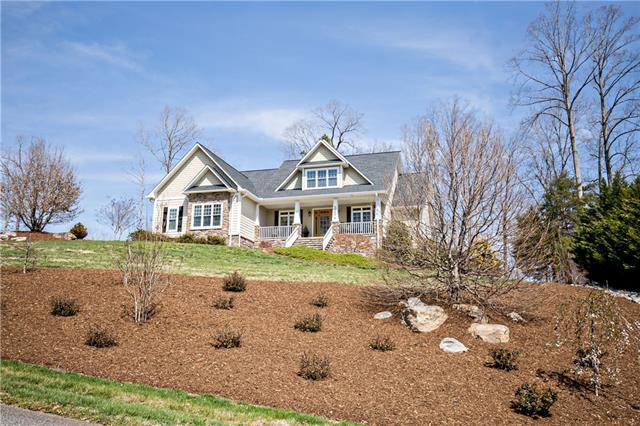 3686 Blankenship Drive, Morganton, NC 28655 (#3376561) :: The Temple Team