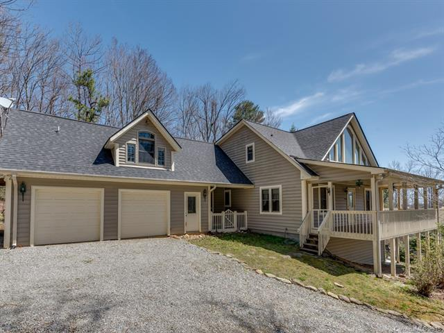 12 Pine Bluff Road, Hendersonville, NC 28792 (#3376636) :: Robert Greene Real Estate, Inc.