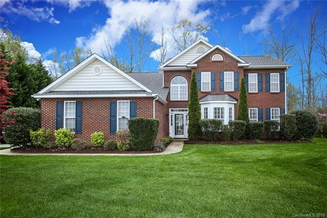 2808 Tuscarora Lane #230, Waxhaw, NC 28173 (#3376738) :: LePage Johnson Realty Group, LLC