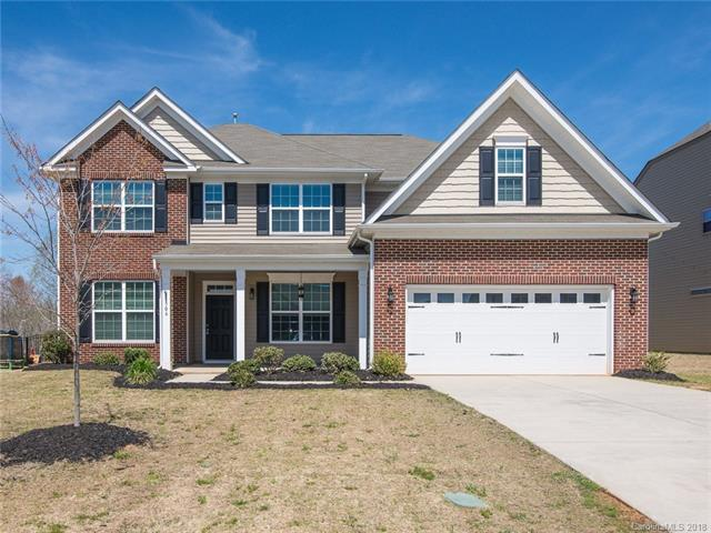5506 Verrazano Drive, Waxhaw, NC 28173 (#3376740) :: LePage Johnson Realty Group, LLC