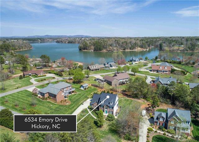 6534 Emory Drive, Hickory, NC 28601 (#3376807) :: LePage Johnson Realty Group, LLC