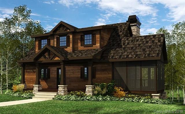 Lot 43 Hunters Ridge Drive, Canton, NC 28716 (#3376853) :: Puffer Properties