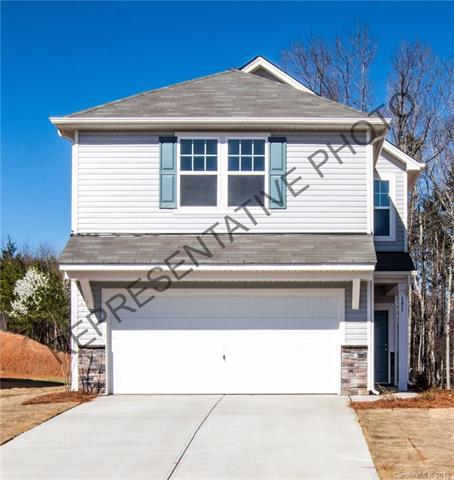 159 Hidden Lakes Road #383, Statesville, NC 28677 (#3376882) :: Miller Realty Group