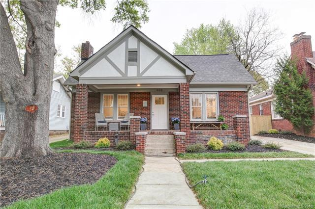408 West Boulevard #16, Charlotte, NC 28203 (#3376985) :: LePage Johnson Realty Group, LLC