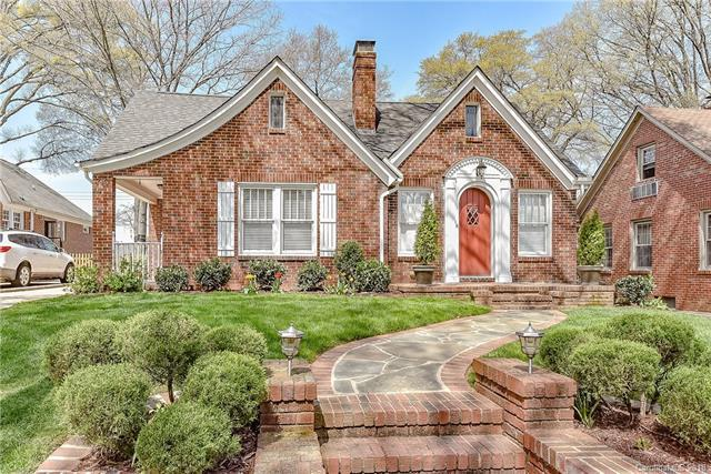 710 Woodruff Place, Charlotte, NC 28208 (#3377069) :: LePage Johnson Realty Group, LLC