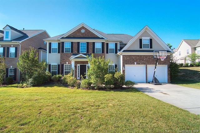 8378 Burgundy Ridge Drive, Harrisburg, NC 28075 (#3377134) :: LePage Johnson Realty Group, LLC