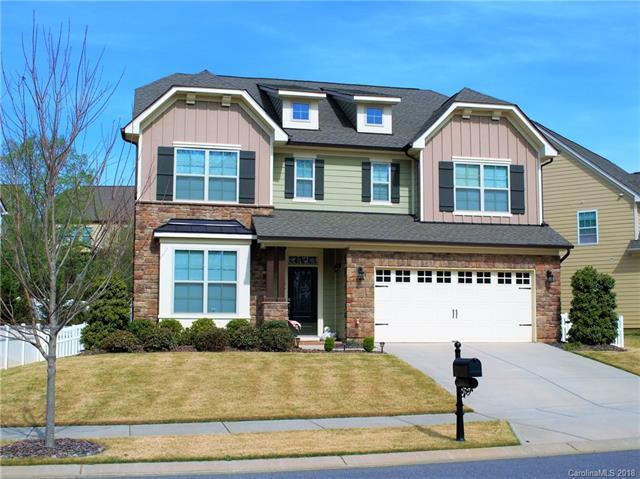135 Blossom Ridge Drive, Mooresville, NC 28117 (#3377273) :: MECA Realty, LLC