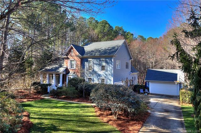 111 Pine Cliff Lane, Mooresville, NC 28117 (#3377282) :: The Andy Bovender Team