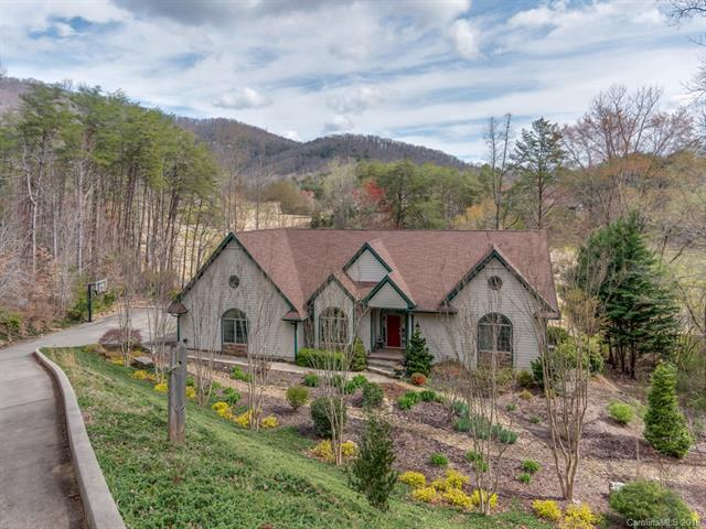 246 Summer Morning Court, Lake Lure, NC 28746 (#3377325) :: Phoenix Realty of the Carolinas, LLC