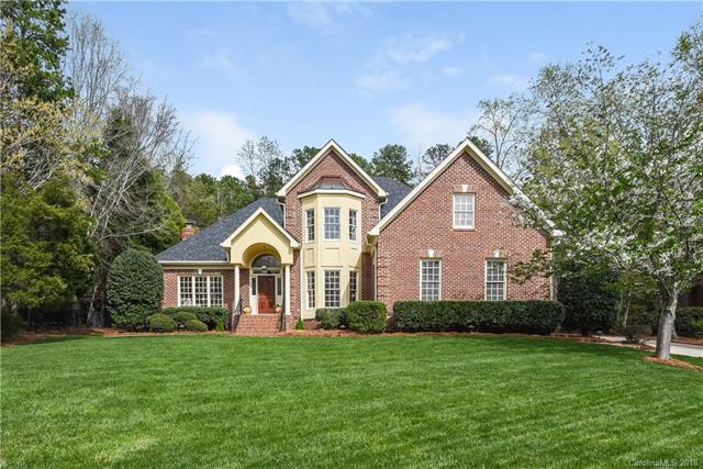1529 Glenn Valley Drive, Matthews, NC 28105 (#3377329) :: LePage Johnson Realty Group, LLC