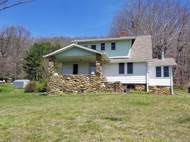 705 Bee Tree Road, Swannanoa, NC 28778 (#3377341) :: Puffer Properties