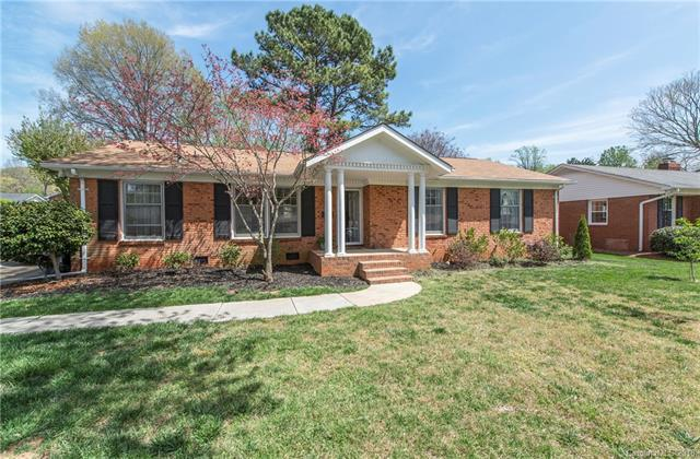1117 Bevis Drive, Charlotte, NC 28209 (#3377379) :: The Andy Bovender Team